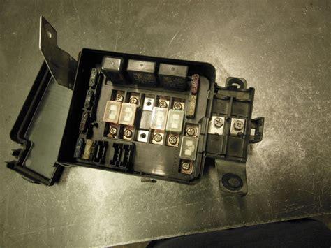 1995 Honda Civic Fuse Box by 1992 1995 Honda Civic Fuse Box Other Parts