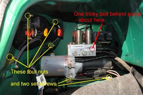 Renault Megane Boot Wiring Diagram by Renault Megane Cabriolet Aerial Replacement