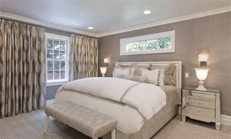 chambre marron et or deco chambre adulte beige blanc beau déco chambre beige