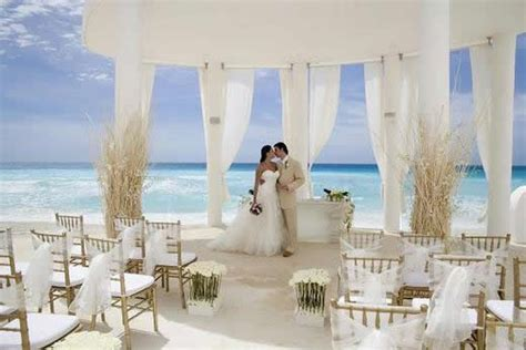 All Inclusive Wedding Packages in the Caribbean and Mexico   Active Travel
