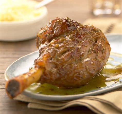 cuisiner l agneau souris d 39 agneau laquées à l 39 orange recettes de cuisine