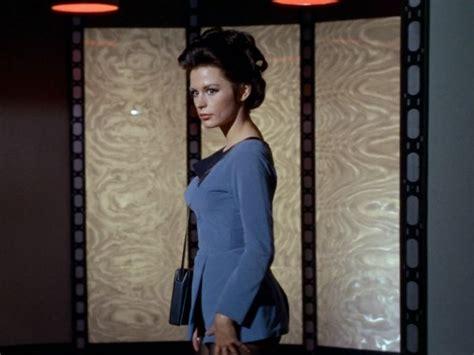 Marianna Hill - Dr. Helen Noel - Dagger of the Mind | Star ...
