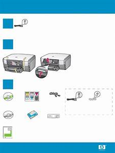 Hp Photosmart 3210 All-in-one Printer Setup Guide