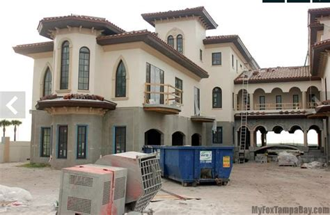 baseball star ryan howards  square foot florida mega mansion homes   rich