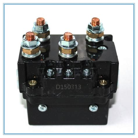 heavy duty 12v 24v dc winch reversing solenoid relay 500a automotive switch 4wd 4x4 in car