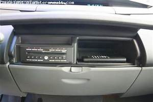 Reglage Autoradio Espace 4