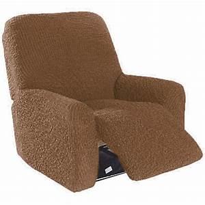 Housse Fauteuil Relax : housse fauteuil de relaxation gaufr e brio chocolat frais de traitement de commande offerts ~ Teatrodelosmanantiales.com Idées de Décoration