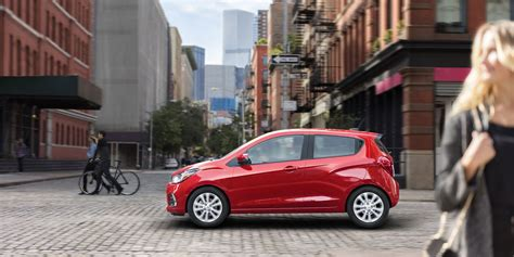 Chevrolet Spark 4k Wallpapers by 2018 Chevrolet Spark Color On Road In City Hd Wide