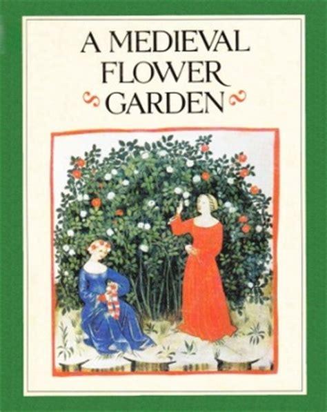 medieval flower garden  jenny de gex reviews