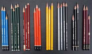 Guide To Pencils For Drawing  U2013 Pens  Paper  Pencils