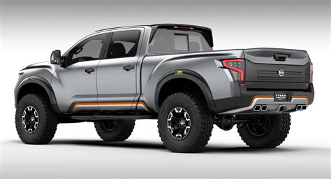 2016 Nissan Titan Warrior Concept   Picture 661572   truck