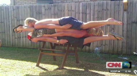 pictures of planks planking death puts spotlight on bizarre web craze cnn com