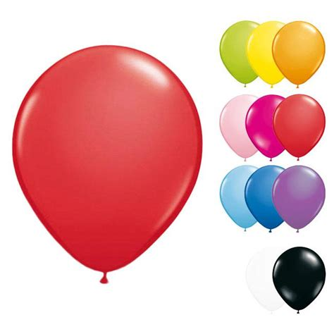 große luftballons kaufen kleine einfarbige luftballons 13 cm 20er pack g 252 nstig kaufen bei partydeko de