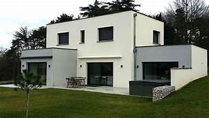 Maison Moderne Toit Plat : prix toiture maison lesoperasdebacchus ~ Nature-et-papiers.com Idées de Décoration