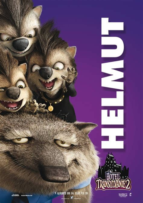 hotel transylvania 2 character posters new new things