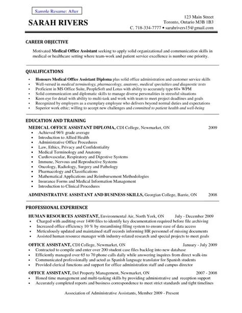 Resume Objective Executive Assistant by Category Resume 0 Timhangtot Net