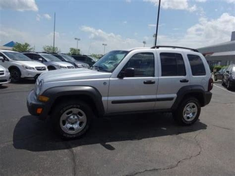 Purchase Used 2006 Jeep Liberty Sport In 9536 Kings Auto