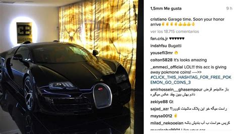 Cristiano ronaldo is not the mystery man who snatched up the most expensive car in the world there are reports from all over the world that cr7 whipped out his checkbook to score the bugatti la. El nuevo Bugatti Veyron de Cristiano Ronaldo: precio, potencia y otros datos | TopGear.es