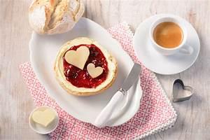 Schöner Leben Rezepte : valentinstag s e fr hst cks berraschung die von herzen ~ Lizthompson.info Haus und Dekorationen