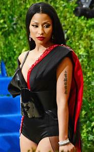 Nicki Minaj Picture 732 - Metropolitan Costume Institute ...