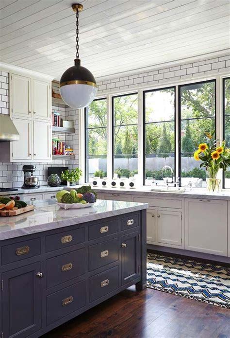 tiles in the kitchen best 25 navy blue kitchens ideas on navy 6232