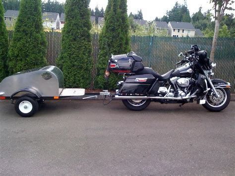 4 Types Of Trailers Every Motorcycle Owner Needs