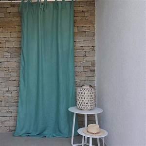 Rideau Lin Pas Cher : rideau lin lave ~ Teatrodelosmanantiales.com Idées de Décoration