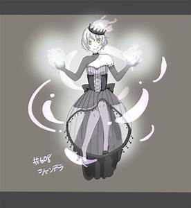 Pokemon Gijinka: 608 by emi-em on DeviantArt