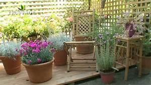 Jardin Et Balcon : deco balcon pas cher dco deco petit jardin ville ~ Premium-room.com Idées de Décoration