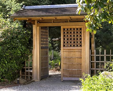 japanese gates entrance gates garden gates japanese