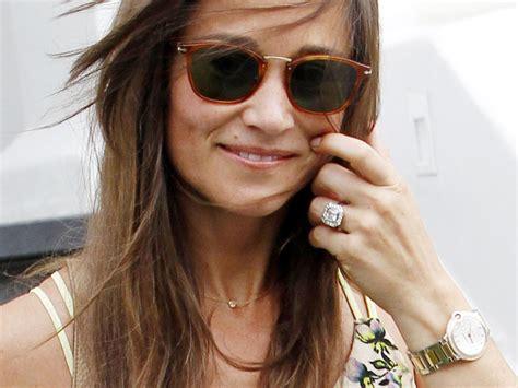 pippa middletons  engagement ring