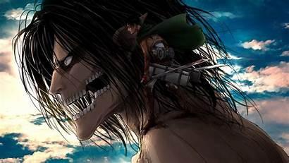 Aot Season Desktop Wallpapers Eren Levi Anime