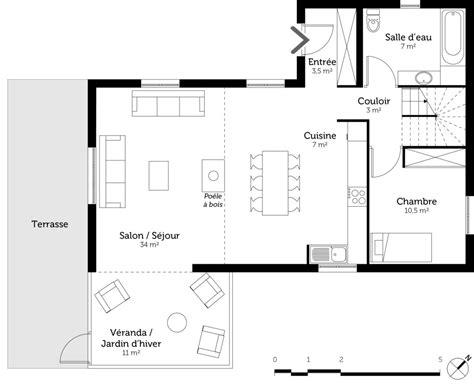 d 233 couvrez 5 plans de maisons de 100m 178 et les plans de masse