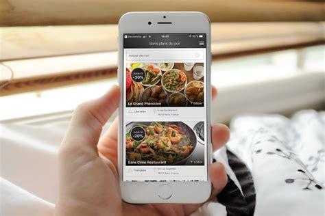 applications cuisine lastable l 39 appli des bons plans restaurants pour le jour même food