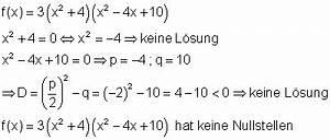Nullstellen Berechnen Ganzrationale Funktionen : l sungen achsenschnittpunkte und graphen ganzrationaler ~ Themetempest.com Abrechnung