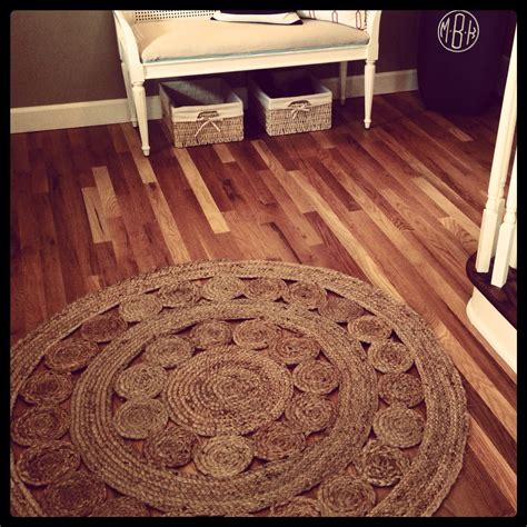 Entrance Rugs by Jute Rug Monogram Planter Entry Bishop Interiors