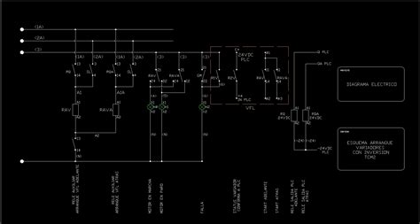 Electrical Cad Diagram