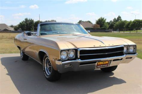 Fort Worth Buick by Find Used 1969 Buick Sylark Convertible Custom In Fort