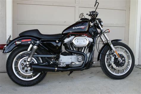Harley-davidson Harley-davidson Xl 1200 R Sportster