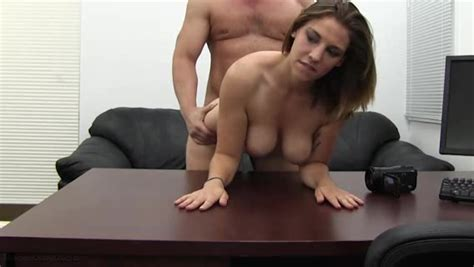 Sex At The Casting With An Awesome Busty Slut In The Video By Backroom Casting Couch