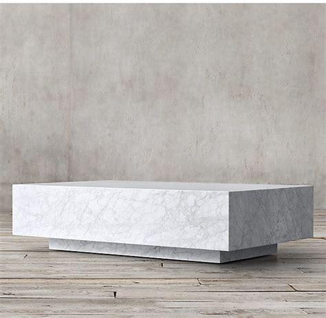 marble plinth coffee table marble plinth coffee table furniture pinterest