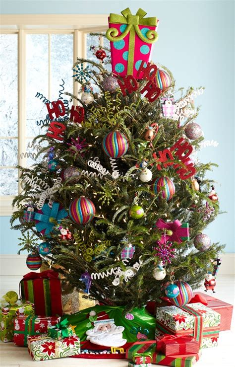 colorful christmas tree decorations top 40 colorful decoration celebration all about