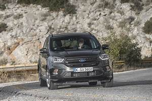 Ford Kuga St Line : 2017 ford kuga facelift new car launch calendar ~ Melissatoandfro.com Idées de Décoration