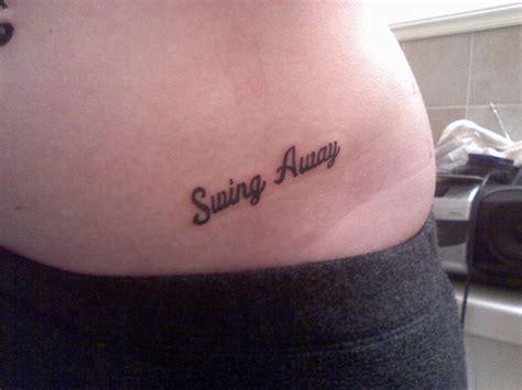 hip tattoos  women quotes quotesgram