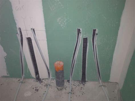 tuyauterie salle de bain plomberie et chauffage notre construction bastides trabeco 224 roquefort les pins 06330