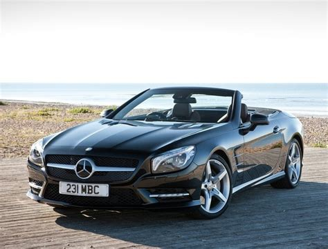 Mercedes-benz Sl500 (2013