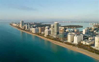 Miami Beach Mid Florida Beaches Travel Trip