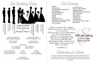 printable wedding program fans wedding program templates weddingbee