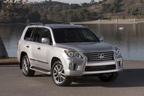 2015 Lexus Lx570 Reviews And Rating