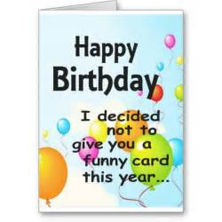 Free Printable Funny Happy Birthday Card
